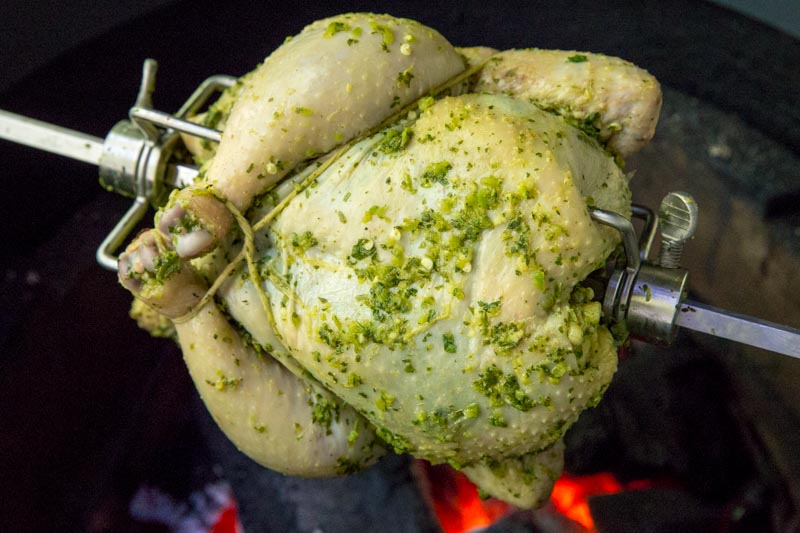 How Much Food Can The Large Green Egg Cook