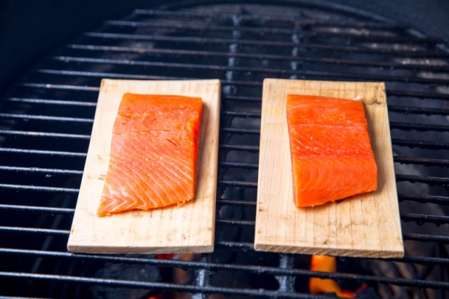 Sizzlefish Asian Glazed Sockeye Salmon