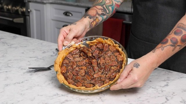 My Moms Homemade Pecan Pie Recipe
