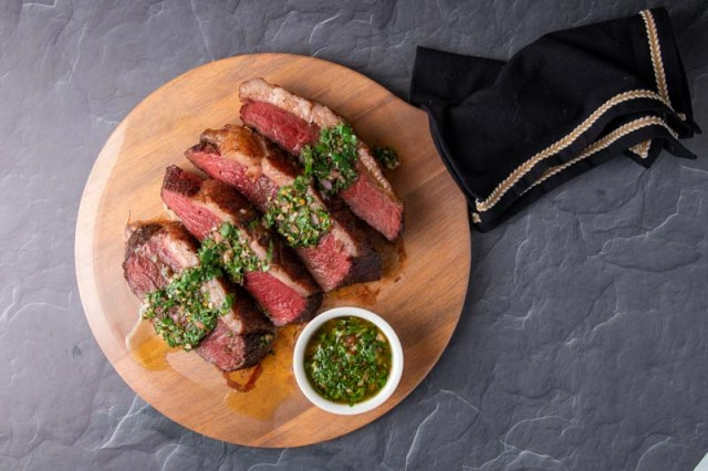 Delicious Homemade Chimichurri Sauce Recipe