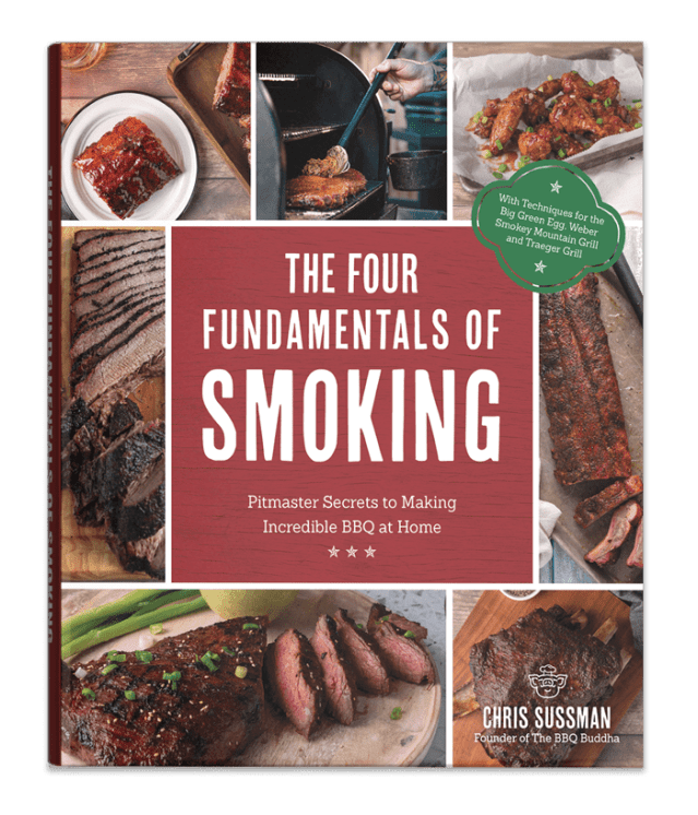 The Four Fundamentals of Smoking Book.