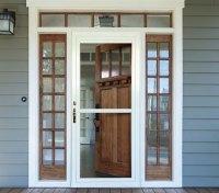Storm Doors - Gerkin Doors - Storm Door Replacement