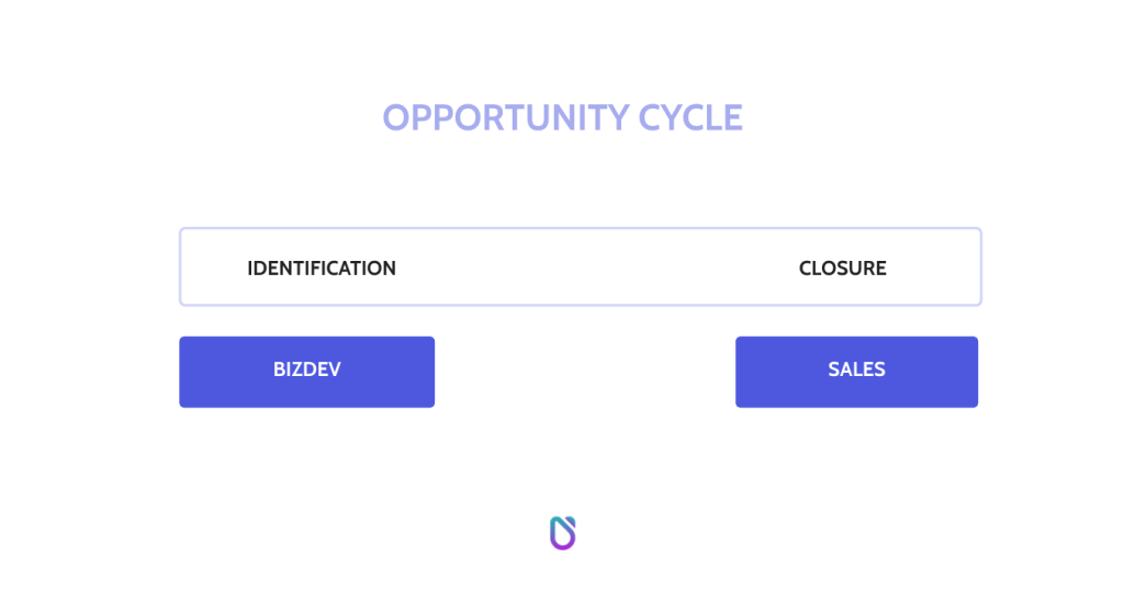 the business development school - description of the opportunity cycle