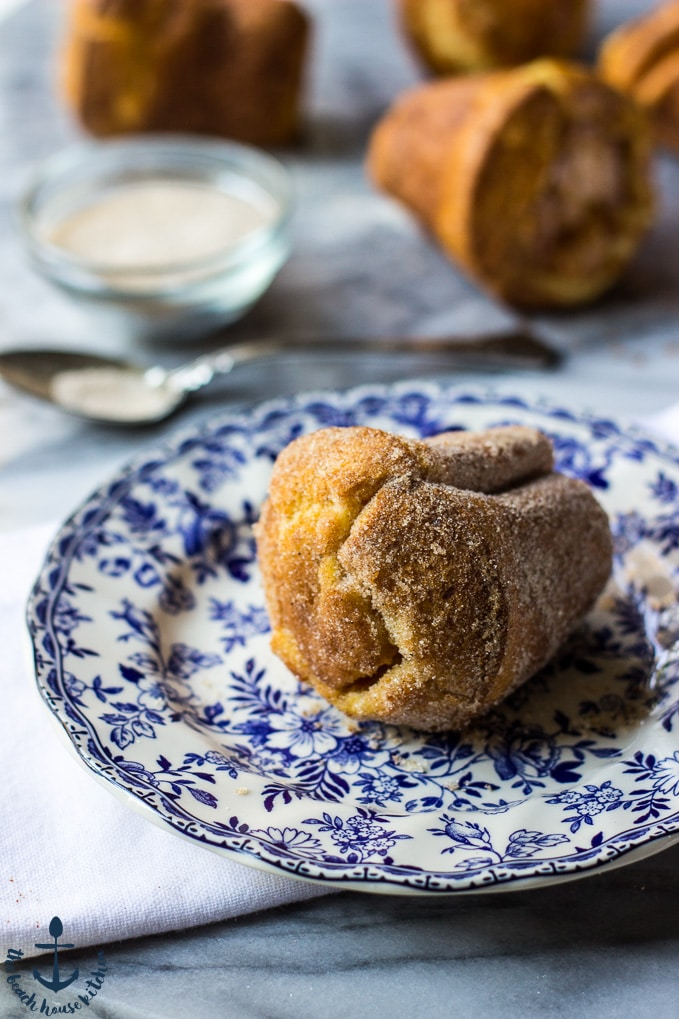 Chai Spiced Popovers