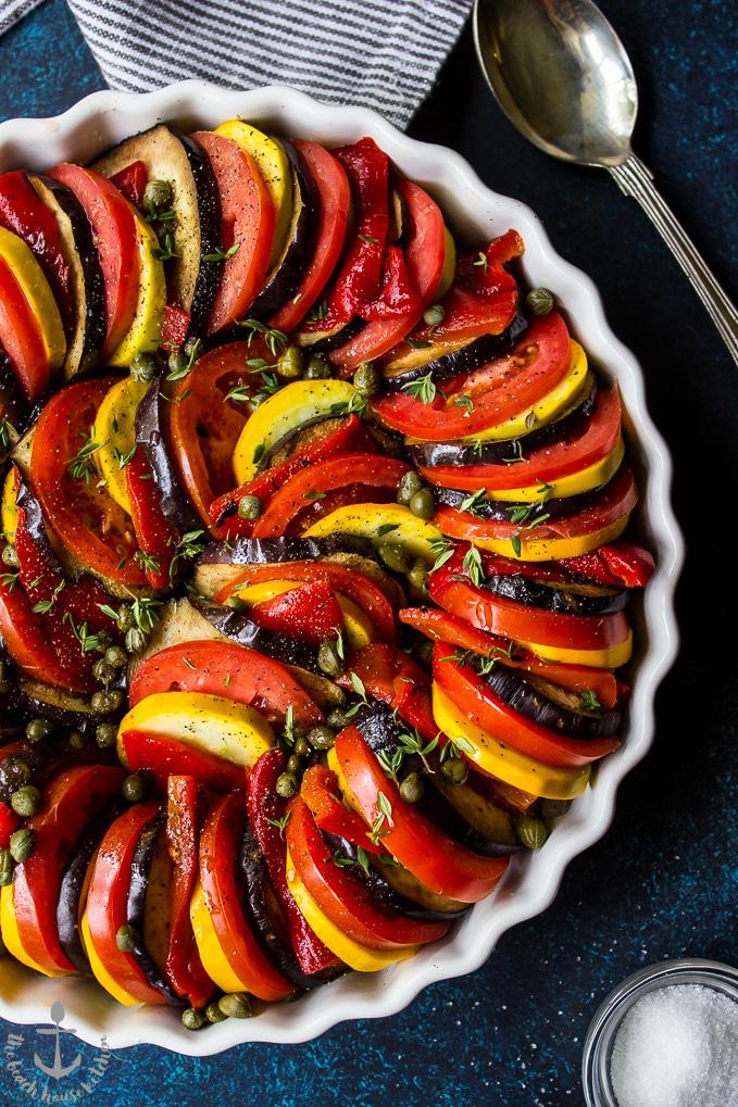 Provençal Vegetable Tian