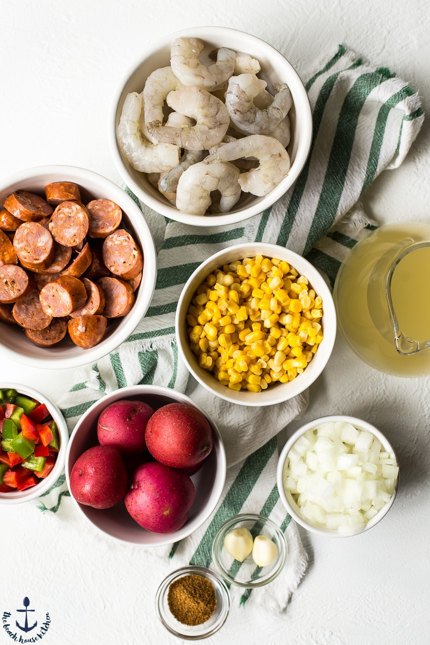 Low Country Boil Soup