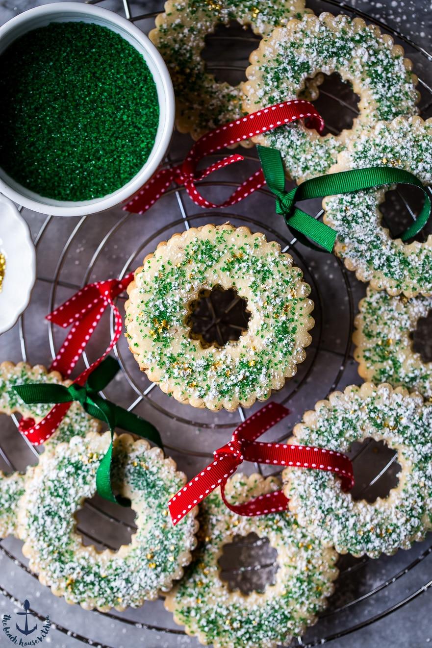 Anise Seed Sugar Cookies