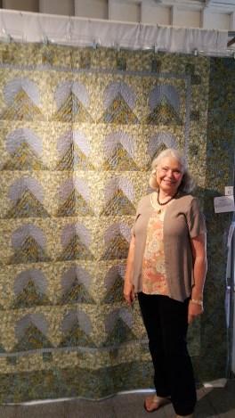 Quilt maker - Cheryl Brady