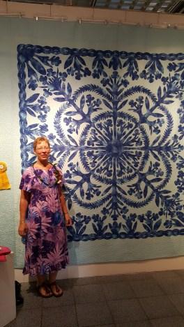 Quilt maker - Joanne Watson