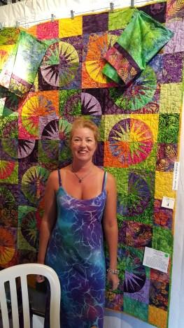 Quilt maker - Toni Wass