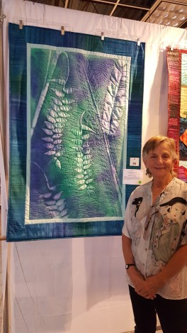 Quilt maker - Lea Ingram
