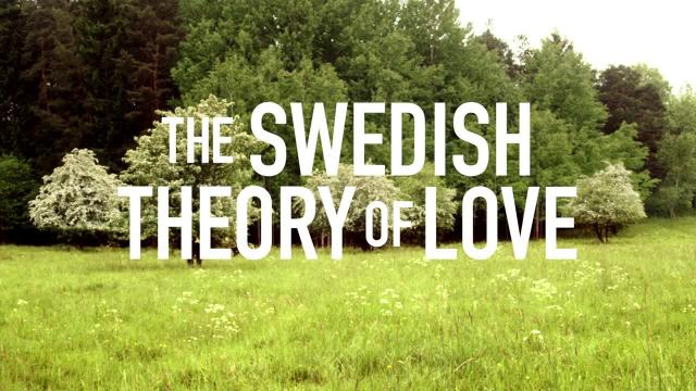 Resultado de imagen de The Swedish Theory of Love