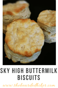No fail, sky high buttermilk biscuits!  Struggle to make a bad-A biscuit?  I did too, until I found this recipe. Pure biscuit perfection!