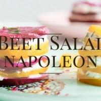 Beet Salad Napoleon