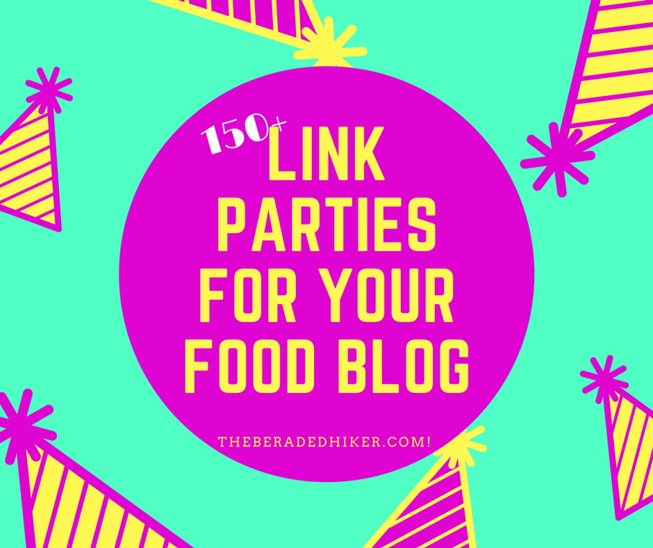 Frugal Fit Family Friday Linky Party >> 150 Link Parties For Your Food Craft Blog The Bearded Hiker