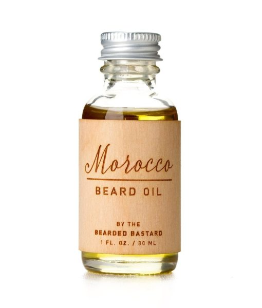 morocco beard oil by the bearded bastard australia 39 s. Black Bedroom Furniture Sets. Home Design Ideas