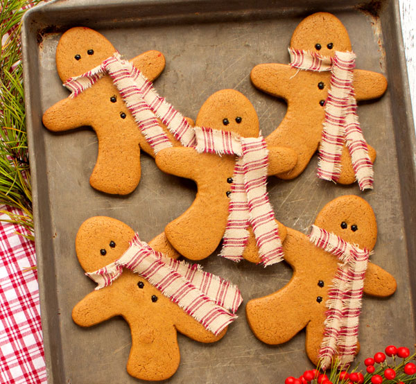 Christmas Gingerbread Cookie Decorating Ideas Use Airheads Candy To Cut Out Clothes And