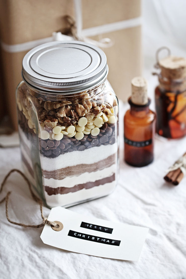 Homemade Food Christmas Gift Ideas