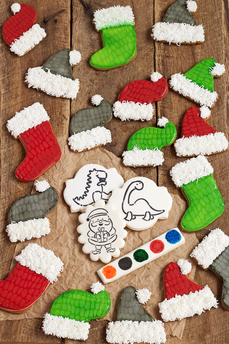 Christmas Cookie Decorating Ideas For Kids