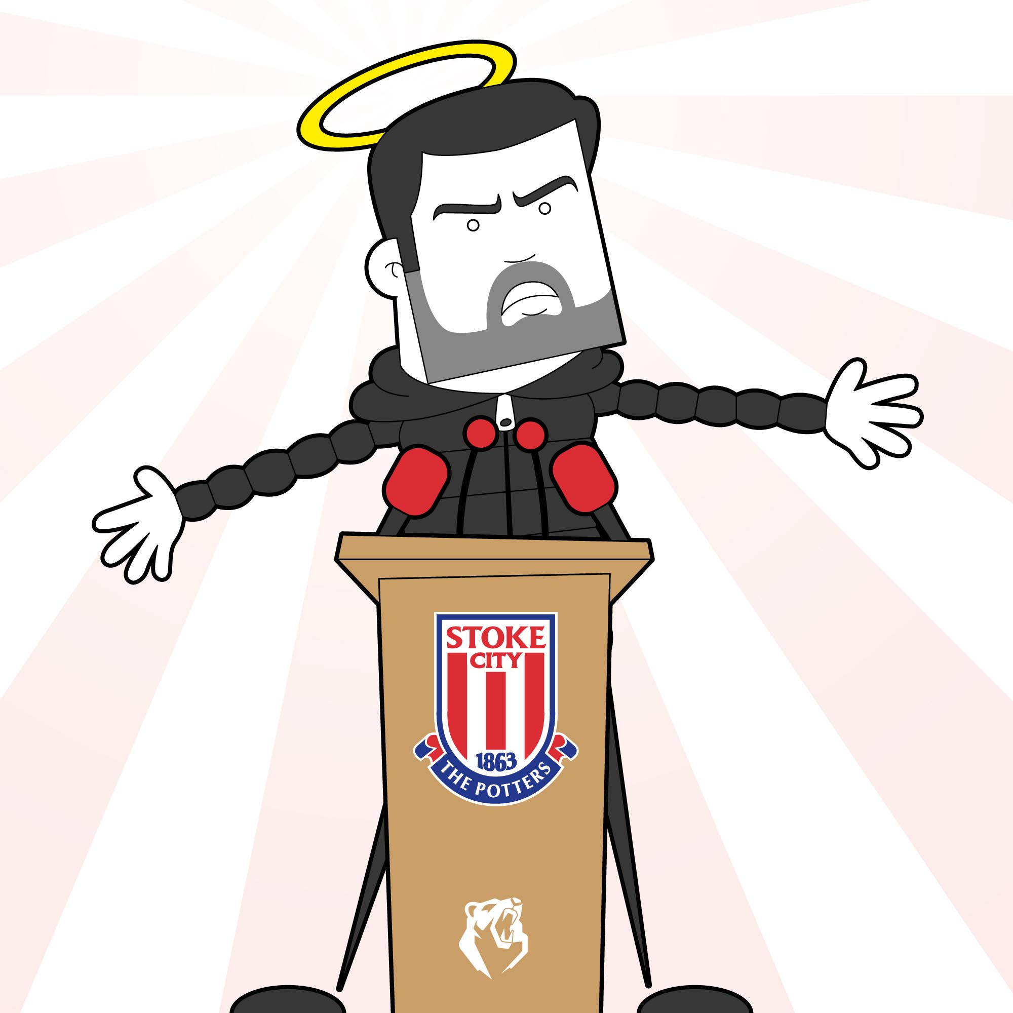 The Church of Nathan Jones