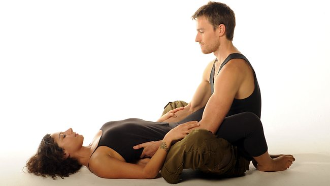 Valentines Day Couples Yoga Workshop The Beast