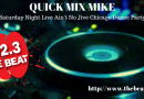 Quick Mix Mike | Saturday Night Live Ain't No Jive Chicago Dance Party | 3/28/20