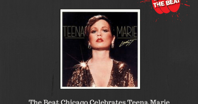 Teena Marie on hump day classics