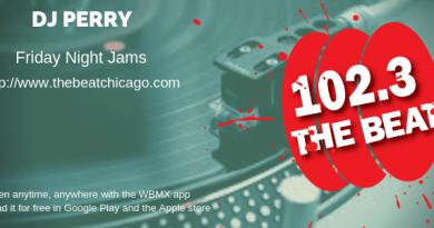 DJ Perry Friday Night Jams