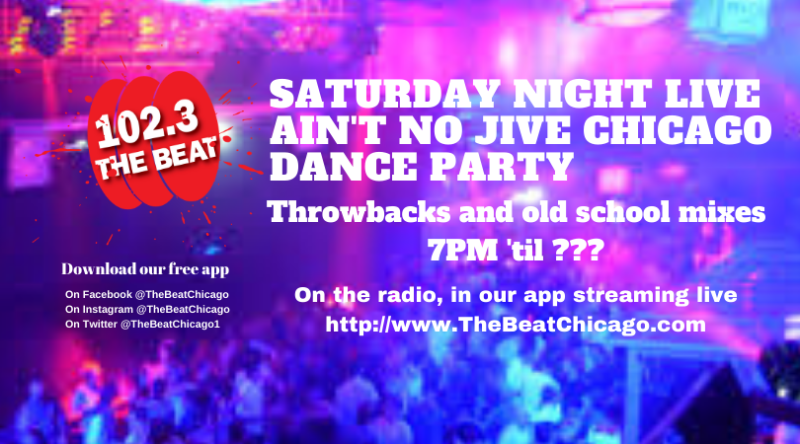 Saturday Night Live Ain't No Jive Chicago Dance Party on The Beat Chicago