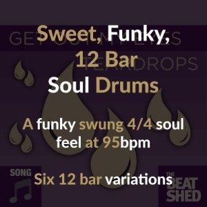 Funky Soul Drum Loops