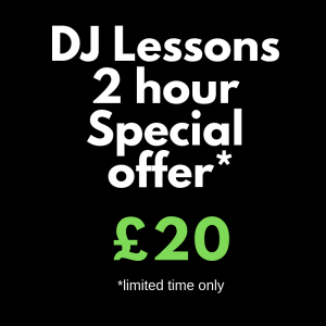 DJ Lessons Greater Manchester | DJ Lessons Tameside | Learn to DJ Manchester