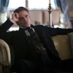 Robert Pattinson wears the Victorian version of the three-piece-suit.