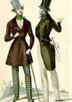 Victorian wider variety of coats for men