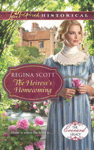 The Heiress Homecoming, Scott