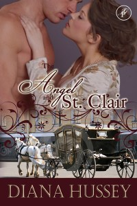 The Angel and St. Clair