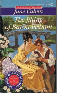 Jilting of Baron Pelham Cover