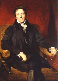 Portait of Sir John Soane