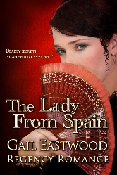 Cover for The Lady from Spain by Gail Eastwood