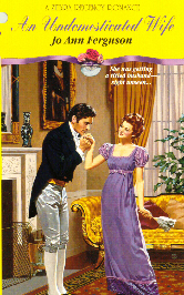 Cover image for Jo Ann Ferguson's An Undomesticated Wife