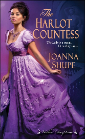 Cover image for Joanna Shupe's The Harlot Countess