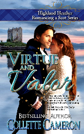 Cover image for Collette Camerone's Virtue and Valor
