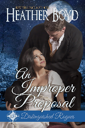 Cover image for Heather Boyd's An Improper Proposal