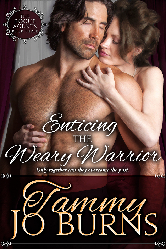 Cover image for Tammy Jo Burns' Enticing the Weary Warrior