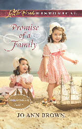 Cover image for Jo Ann Brown's Promise of a Family