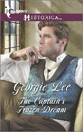 Cover image for Georgie Lee's The Captain's Frozen Dream