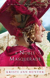 Cover image for Kristi Ann Hunter's A Noble Masquerade