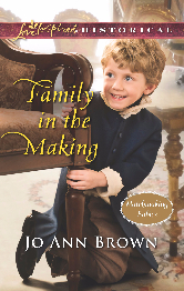 Cover image for Jo Ann Brown's Family in the Making