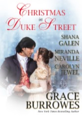 Cover image for Christmas in Duke Street