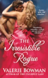 Cover image for Valerie Bowman's The Irresistible Rogue