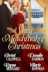 Cover image for A Very Matchmaker Christmas anthology